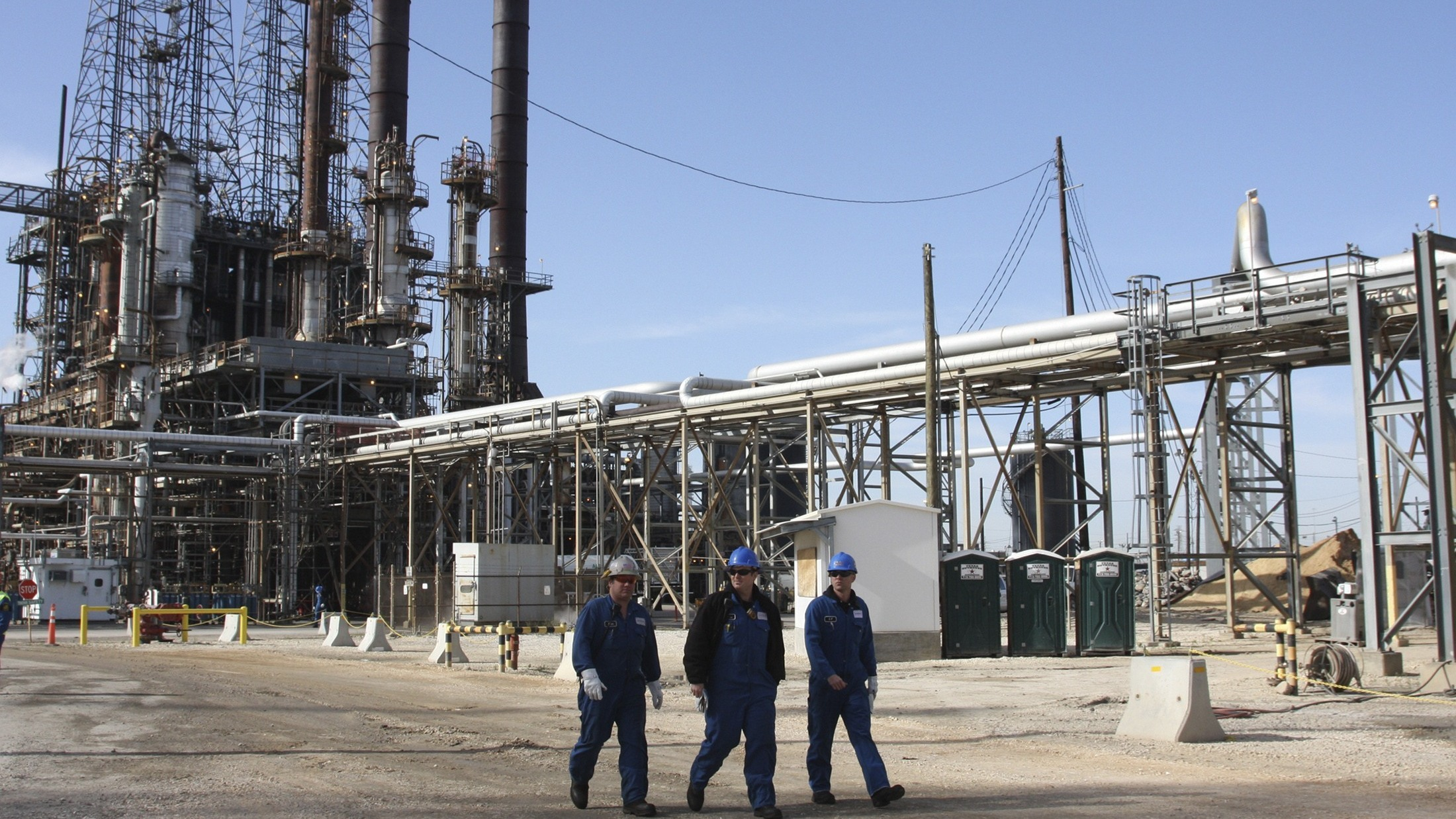 In Houston, Falling Oil Prices Spark Fears Of Job Cuts Beyond Energy