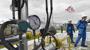 A New Front In The Ukrainian Conflict: Russian Gas Imports
