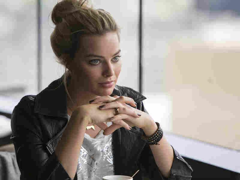 Margot Robbie in Focus.