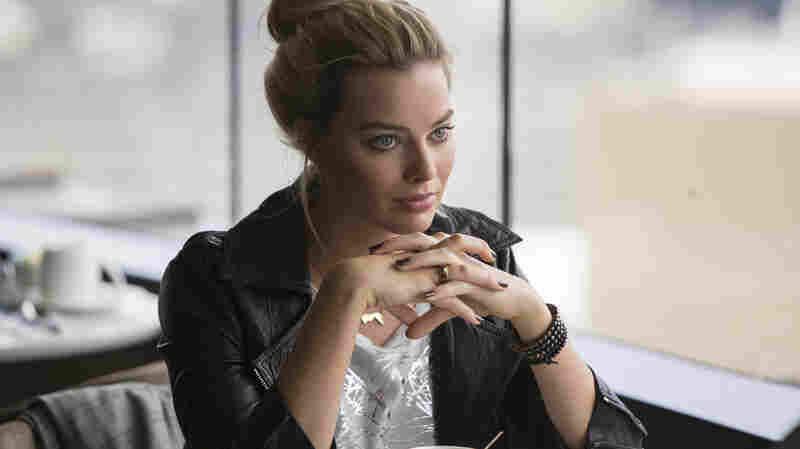 Margot Robbie in Focus.