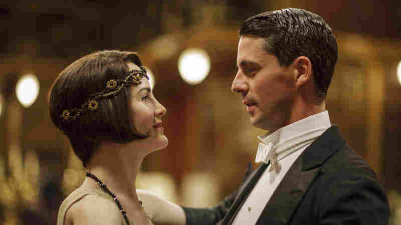 Lady Mary (Michelle Dockery) made the acquaintance of Henry Talbot (Matthew Goode) on the season finale of Downton Abbey.