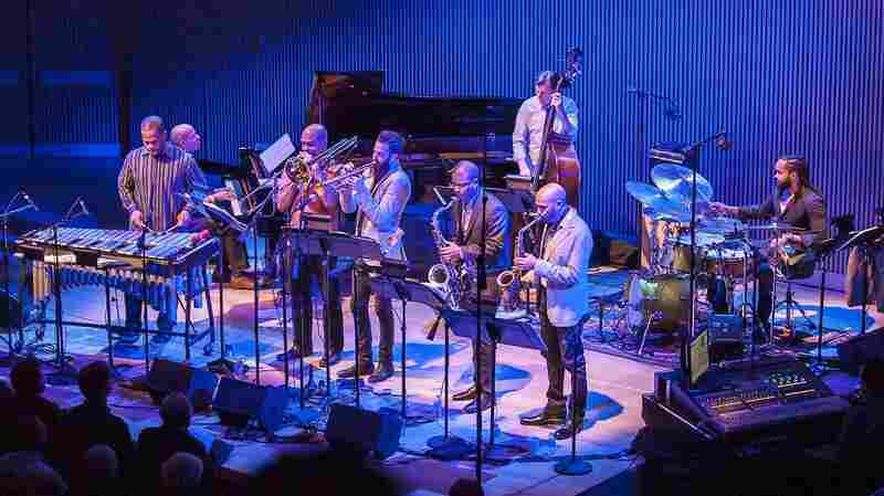 The SFJAZZ Collective.