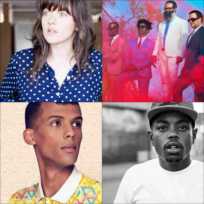 NPR Music SXSW Showcase Lineup: TV On The Radio, Stromae, Courtney Barnett & More