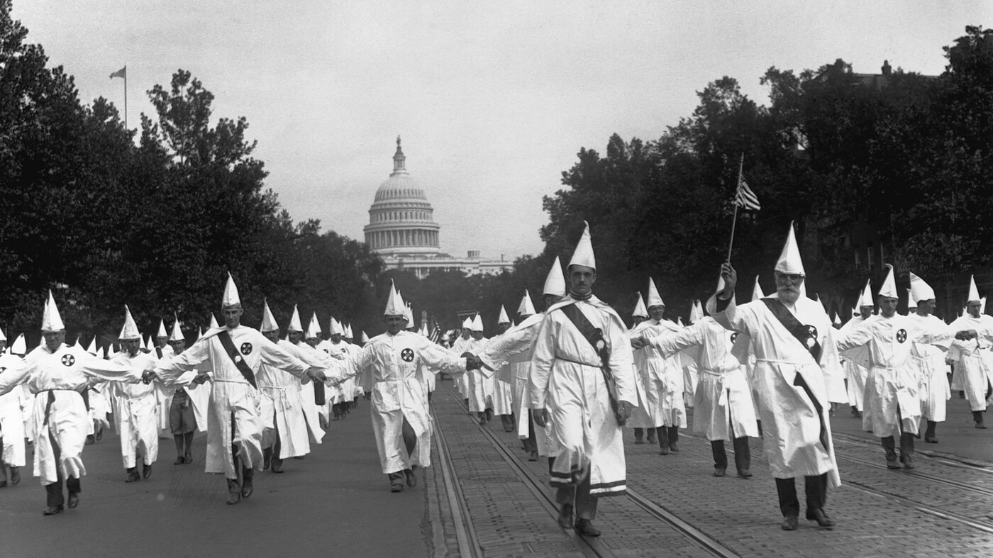 when the kkk was mainstream history dept npr