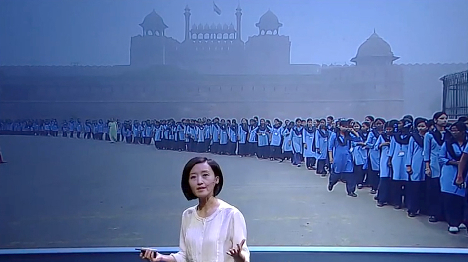 Chai Jing Chinese journalist