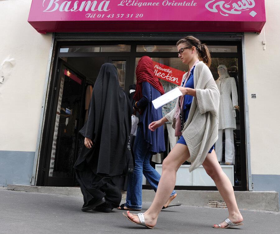 hijab paris escorts