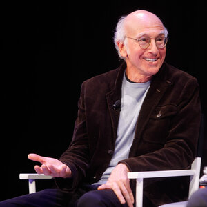 Larry David's First Time On Broadway: 'It's Not So Easy!'