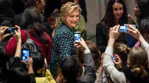 Hillary Clinton Asks State Dept. To Release Her Emails To The Public