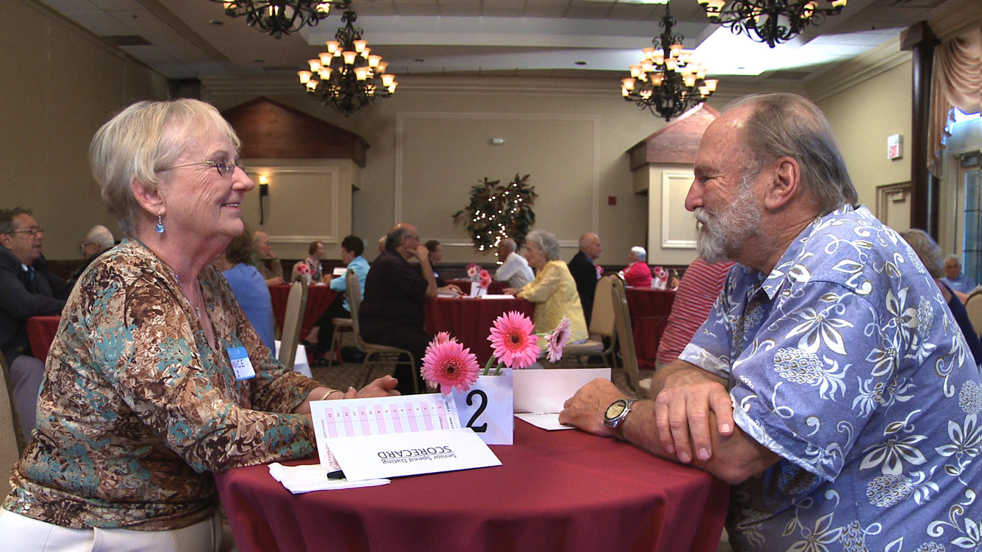 Senior dating in california