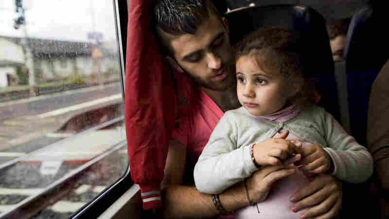 READ: With Syria engulfed in civil war, here are four stories of families trying to stay togetherMore than 200,000 refugees have settled in Europe since the start of the Syrian conflict.