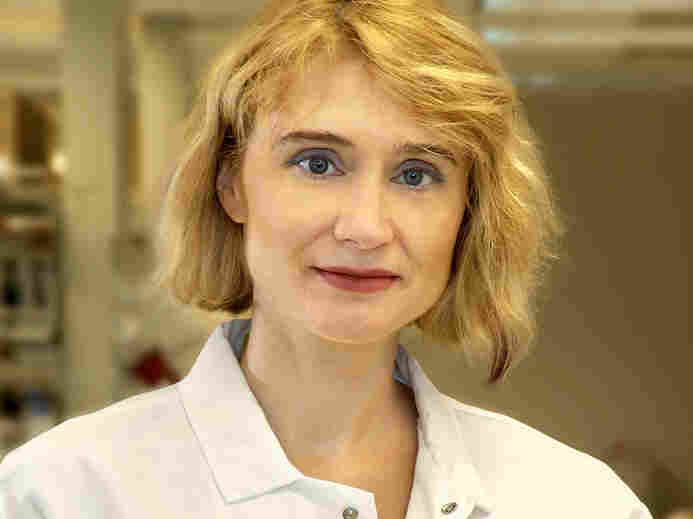 Corinne Lasmezas studies neurodegenerative diseases at Scripps Research Institute in Jupiter, Fla.