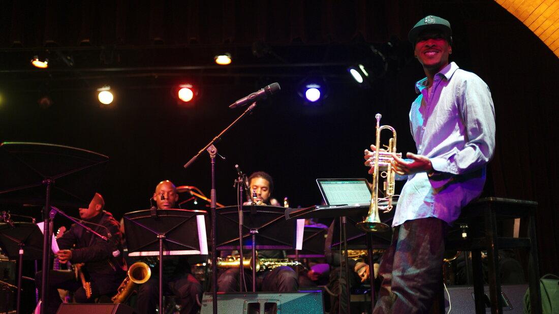 Revive Big Band: Where Jazz Meets Hip-Hop