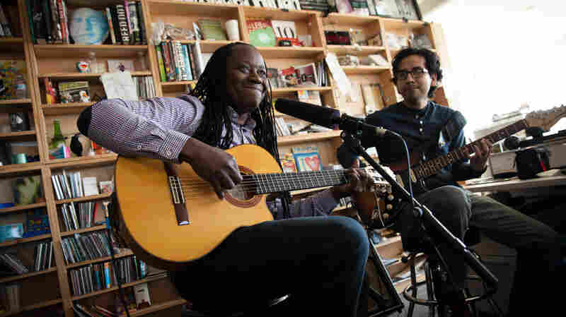 Aurelio: Tiny Desk Concert