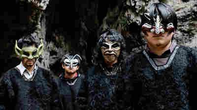 Vayijel is a Mexican rock band that sings in Tzotzil.