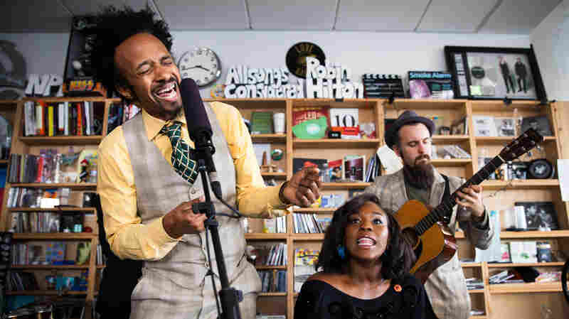 Fantastic Negrito: Tiny Desk Concert