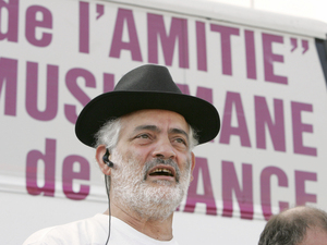 Rabbi Michel Serfaty and his French Jewish Muslim Friendship Association works with many young people in poor neighborhoods.