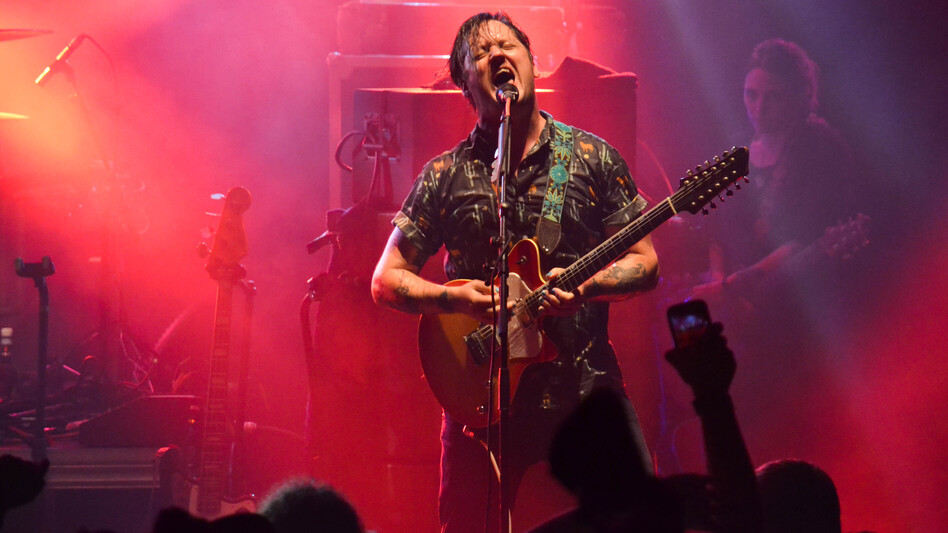 Isaac Brock performs with Modest Mouse. (Courtesy of the artist)
