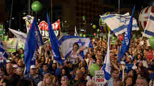 Thousands In Israel Gather In Anti-Netanyahu Rally