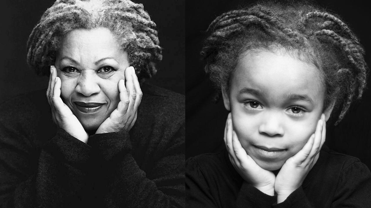 Photos: From Grace Jones To Toni Morrison, Little Girl Dresses Up Like Black Heroines