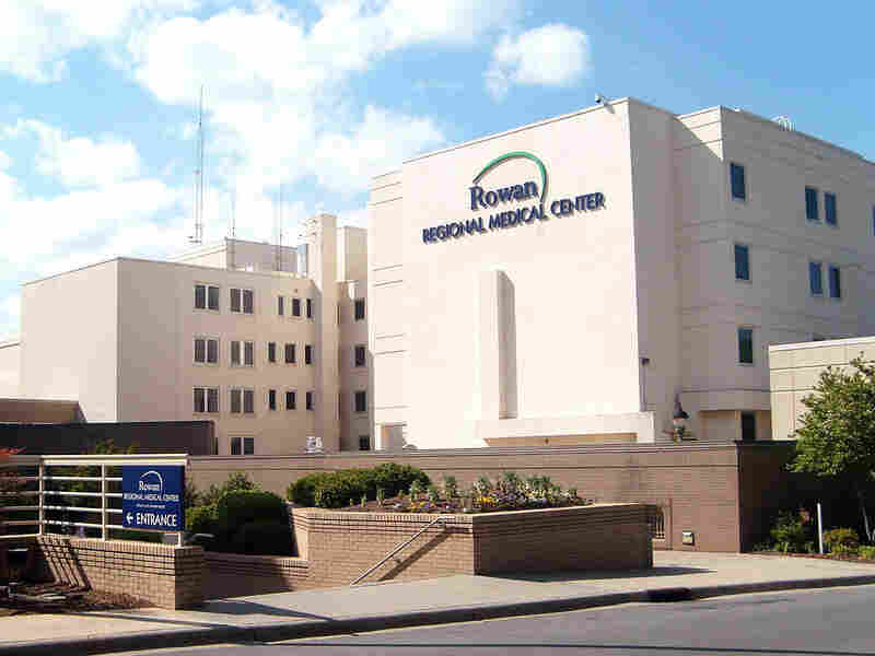 Patient perceptions have been tough to change at Rowan Regional Medical Center in Salisbury, N.C.