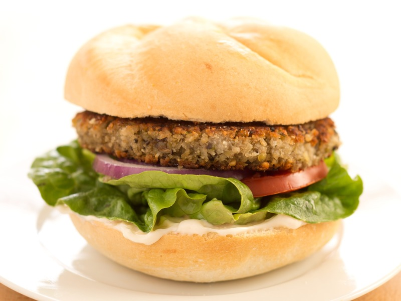 America S Test Kitchen Veggie Burger