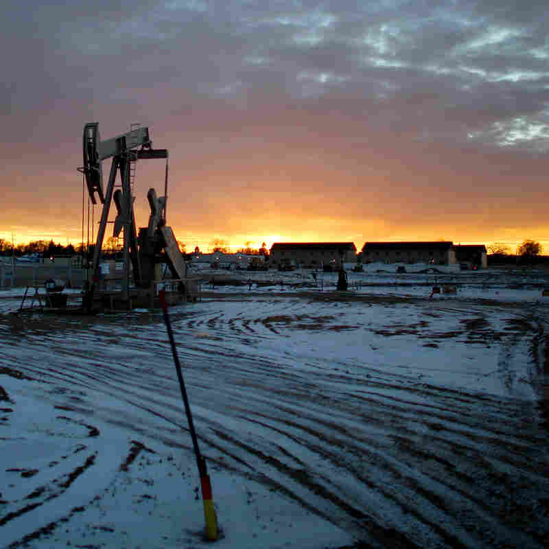 Low Oil Prices Could Stall Explosive Growth In Montana Boom Town