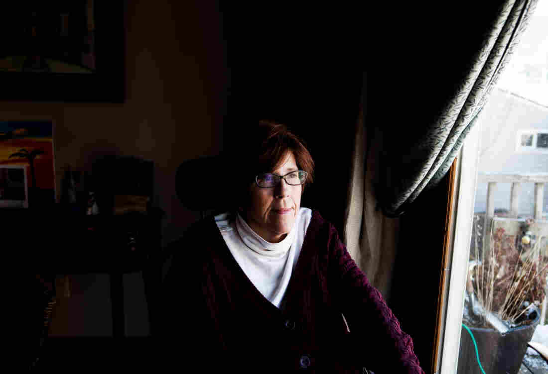 Liz Treston received thousands of dollars from FEMA and the Small Business Administration after Superstorm Sandy destroyed her basement. Two years later, FEMA demanded more than $4,000 of that money back.