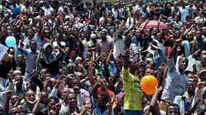 Ethiopia's Blue Party Tries To Reacquaint Nation With Dissent