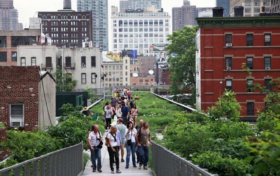 Italian Architects Look To Replicate Success Of N.Y. High Line In Rome