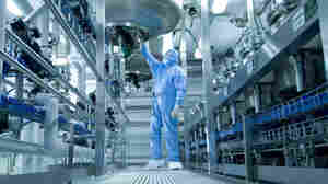 A look inside the factory in Kundl, Austria, where Sandoz, a unit of Novartis, makes biosimilar drugs.