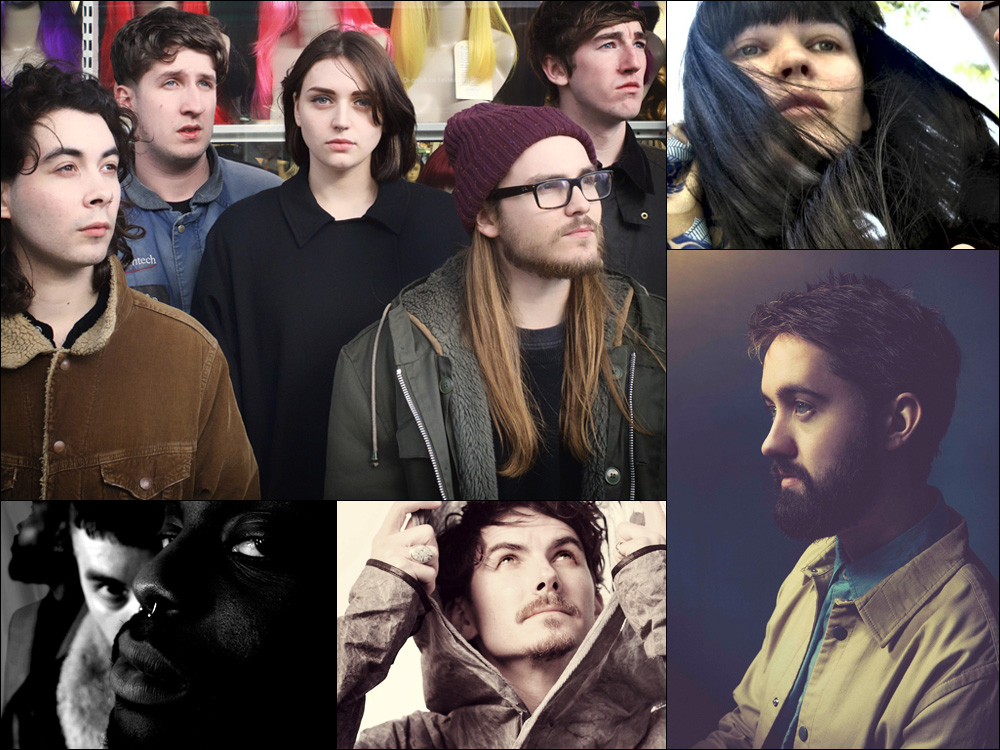 New Mix: Villagers, Joanna Gruesome, Young Fathers, More