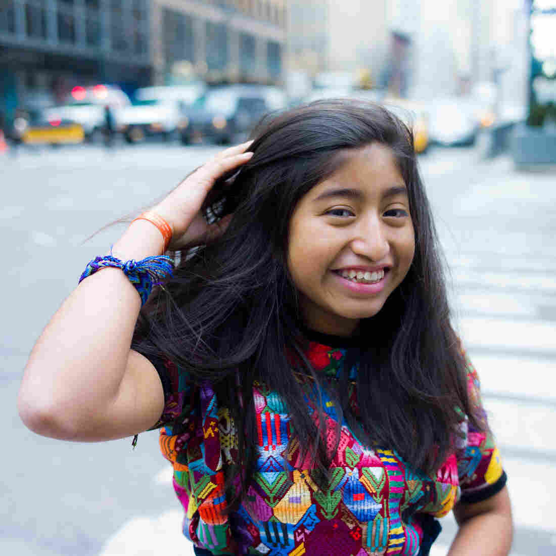 Meet The 15-Year-Old From Rural Guatemala Who Addressed The U.N.