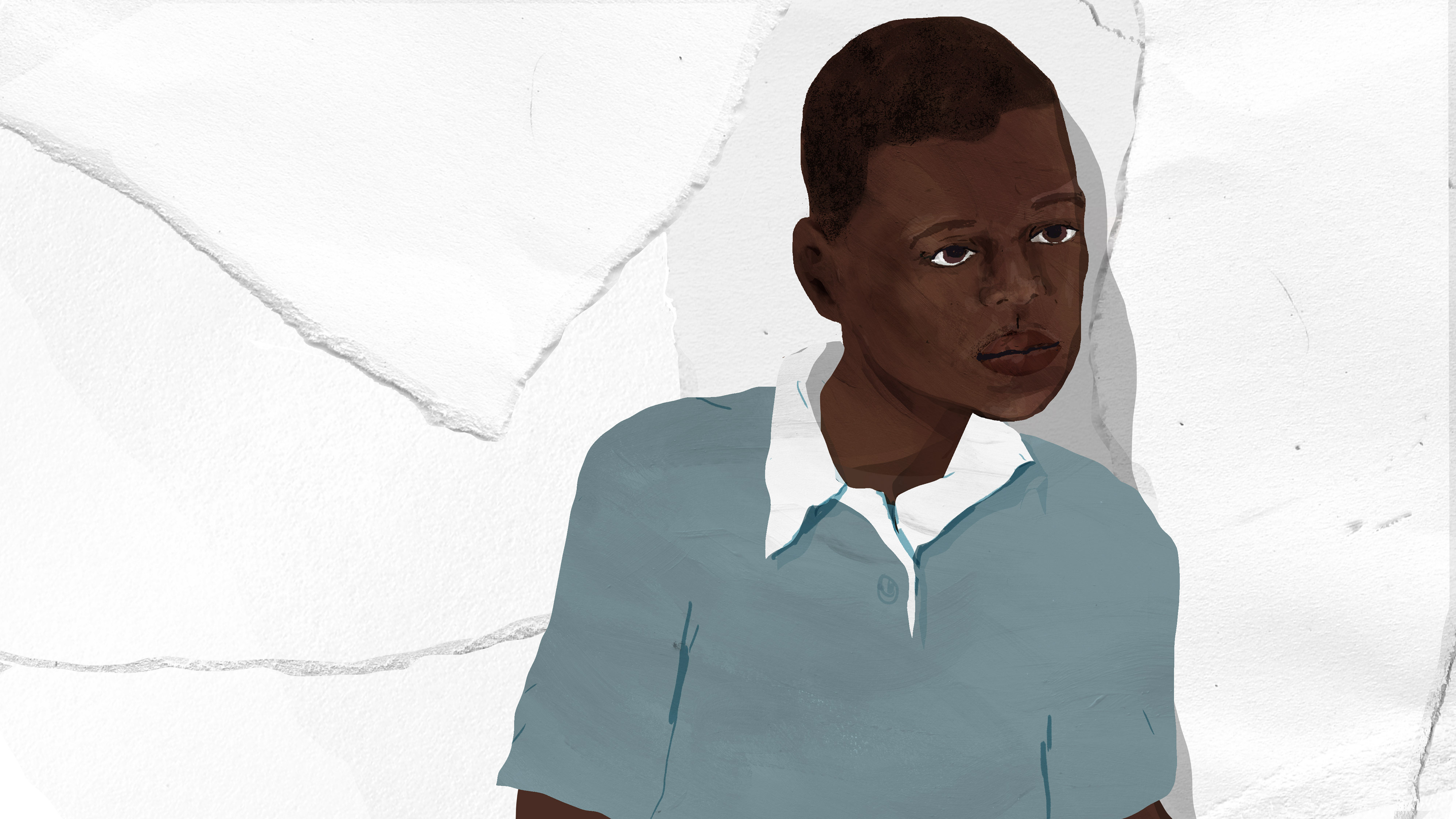He's 14. He Was A Child Soldier. He's Suicidal. How Can He Be Saved?