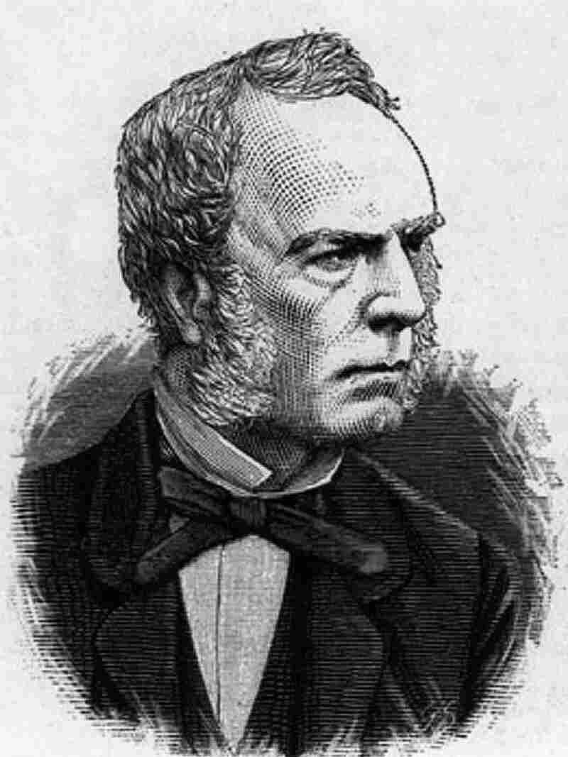 Robert Fortune was a 19th-century Scottish botanist who helped the East India Trading Company swipe the secrets of tea production from China.