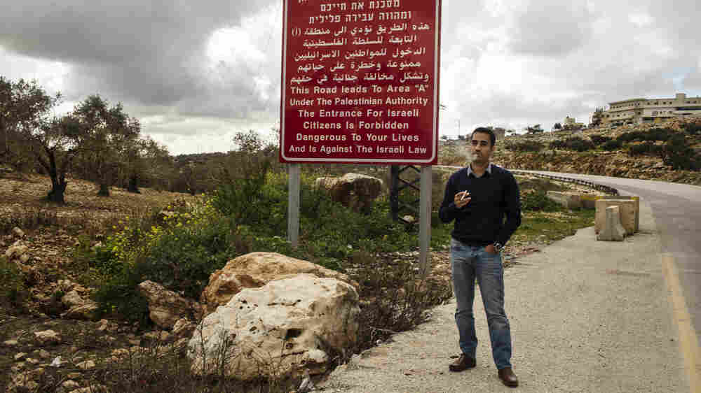 In The West Bank, Living Side By Side — But Agreeing On Nothing
