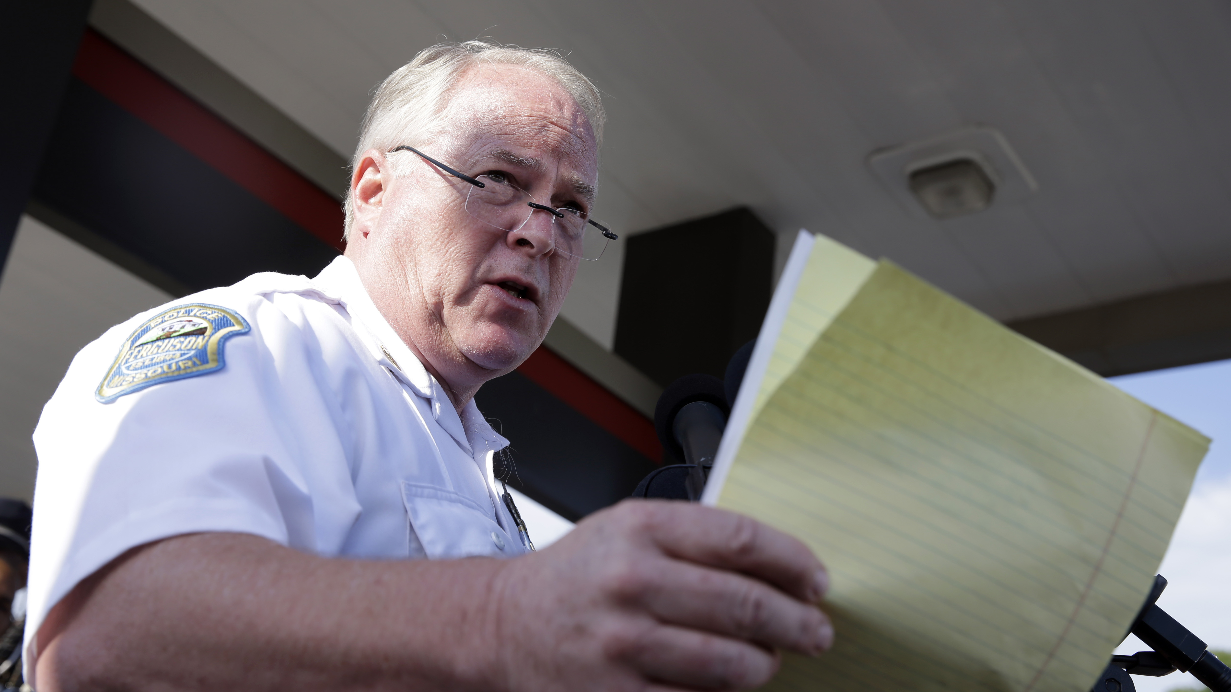 Ferguson Mo Police Chief Resigns Following Justice