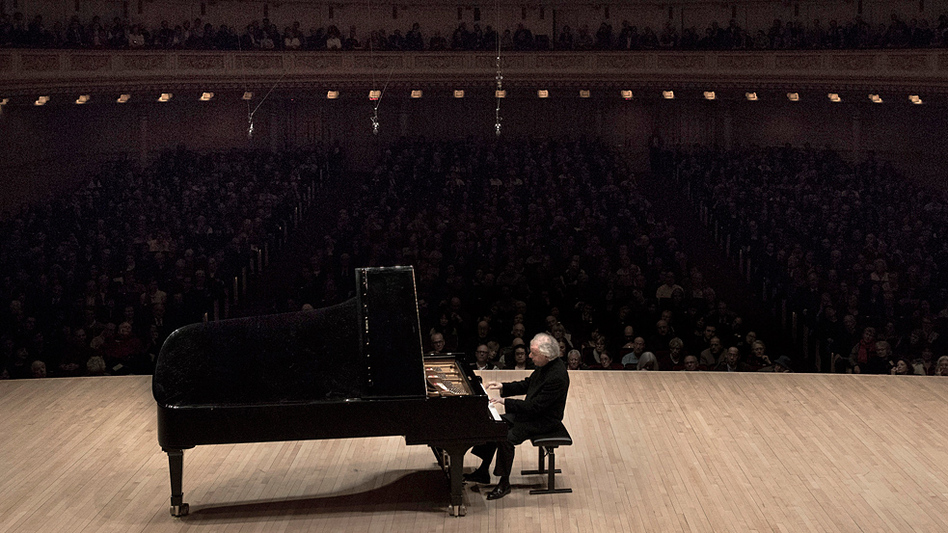 András Schiff takes late sonatas by Haydn, Mozart, Beethoven and Schubert to Carnegie Hall. (for NPR)