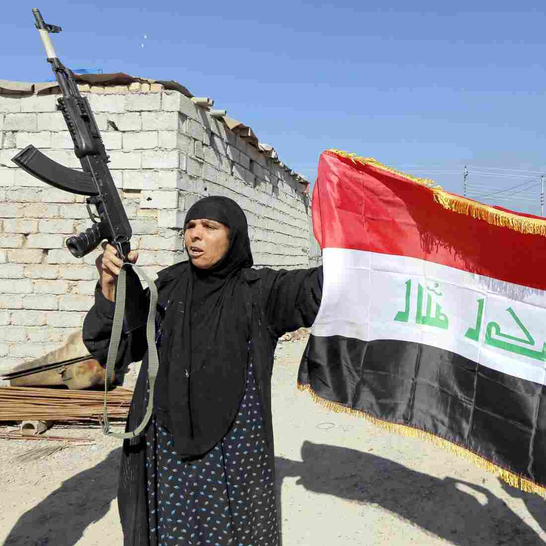 Iraqi Forces Reportedly Enter Tikrit In Push Against ISIS