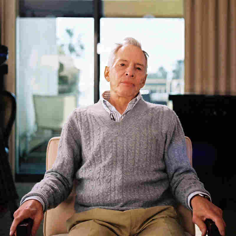 Robert Durst was the subject of the six-part HBO documentary series The Jinx.