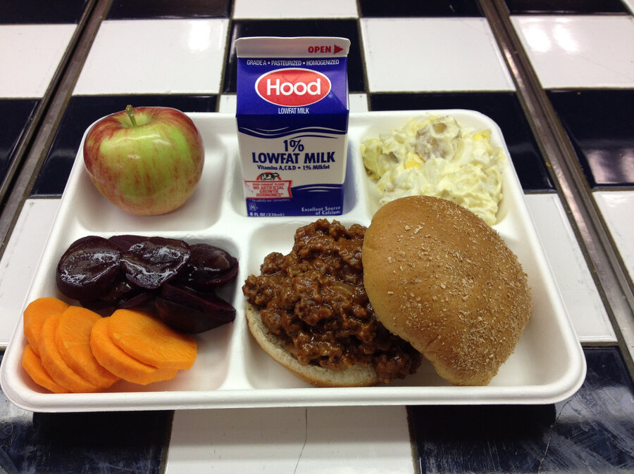 Image result for lunch food in schools