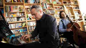 Tiny Desk Concert with Matt Haimovitz and Christopher O'Riley on February 23, 2015.