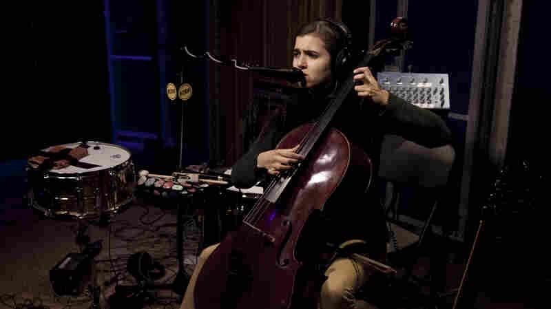 Dom La Nena performs live on KCRW.