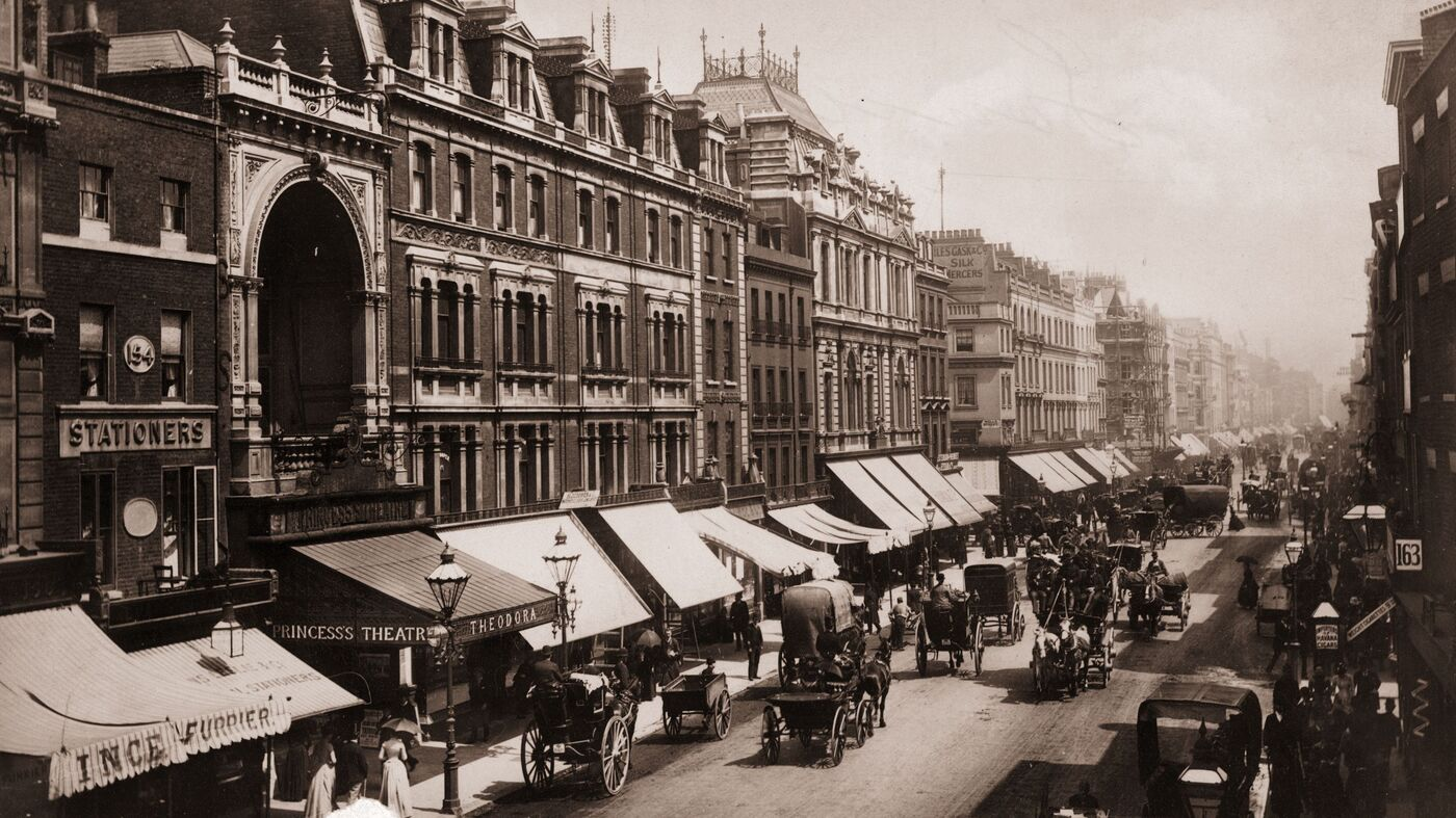 Dirty Old London A History Of The Victorians Infamous