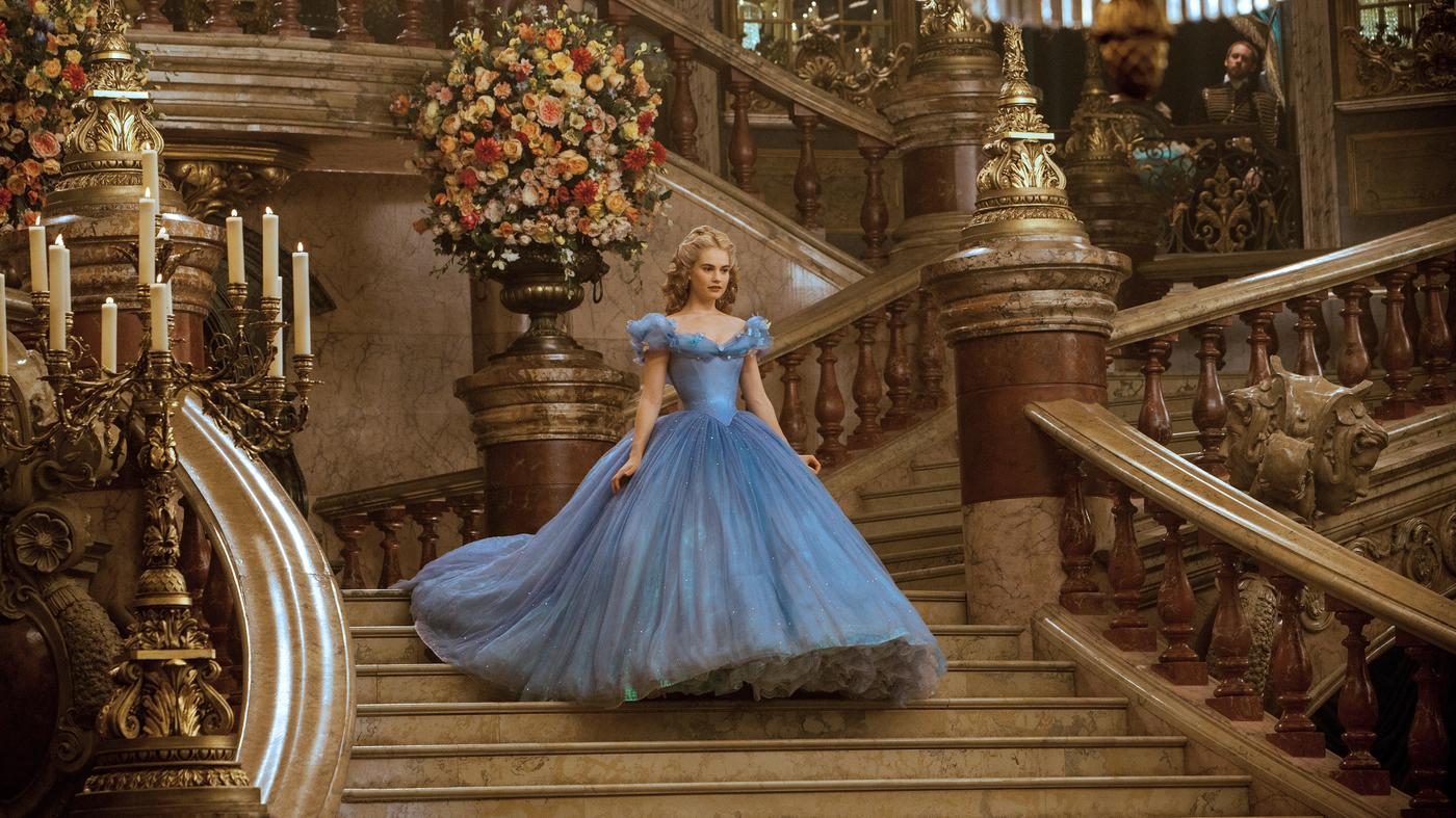 A Girl A Shoe A Prince The Endlessly Evolving Cinderella Npr