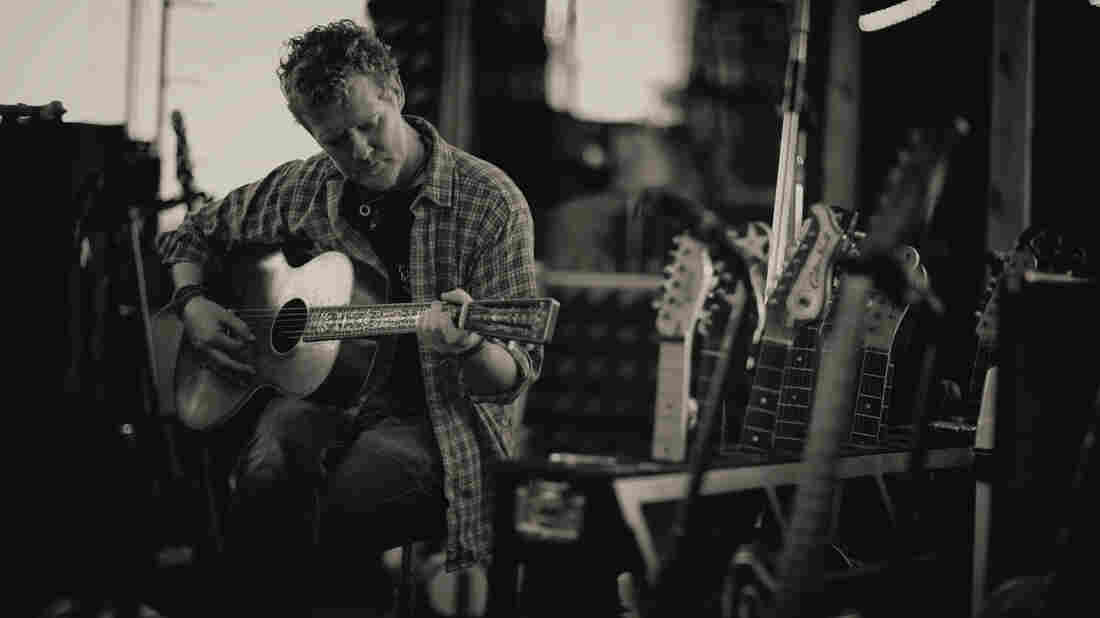 Glen Hansard's new tribute EP is called It Was Triumph We Once Proposed: Songs of Jason Molina.