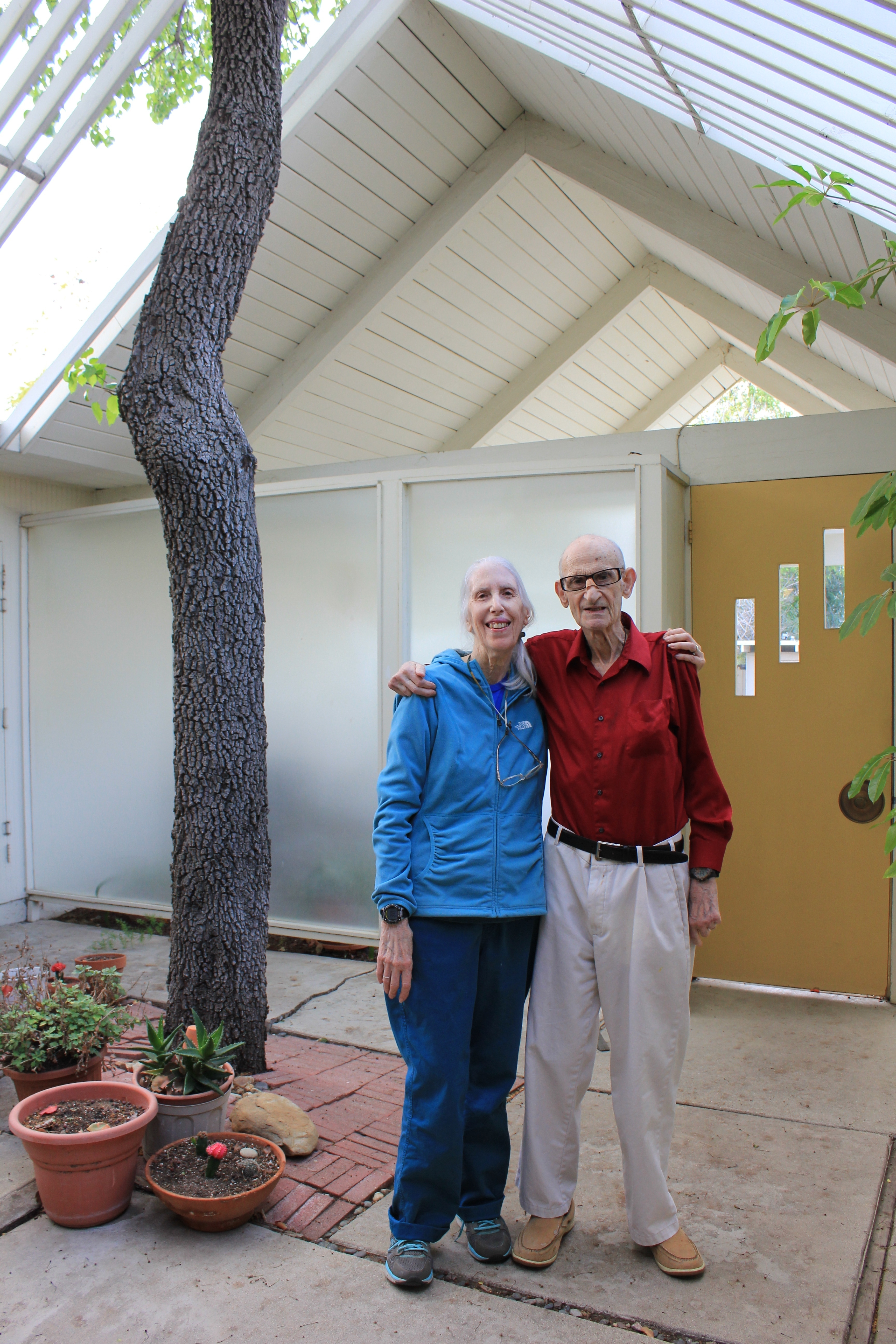With Sunny, Modern Homes, Joseph Eichler Built The Suburbs In Style
