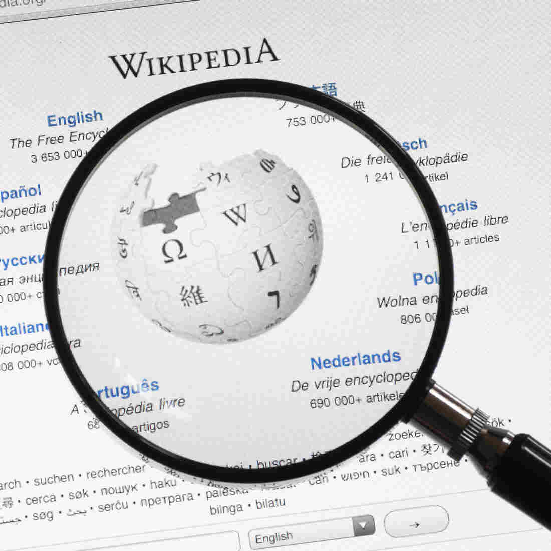 Don't You Dare Use 'Comprised Of' On Wikipedia: One Editor Will Take It Out