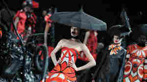 Models walk the catwalk in March 2009 during one of Alexander McQueen's last shows, Ready-to-Wear Autumn/Winter 2009, in Paris. McQueen was one of several fashion designers elevated to prominence by Bernard Arnault, the French tycoon who transformed the business of high fashion.