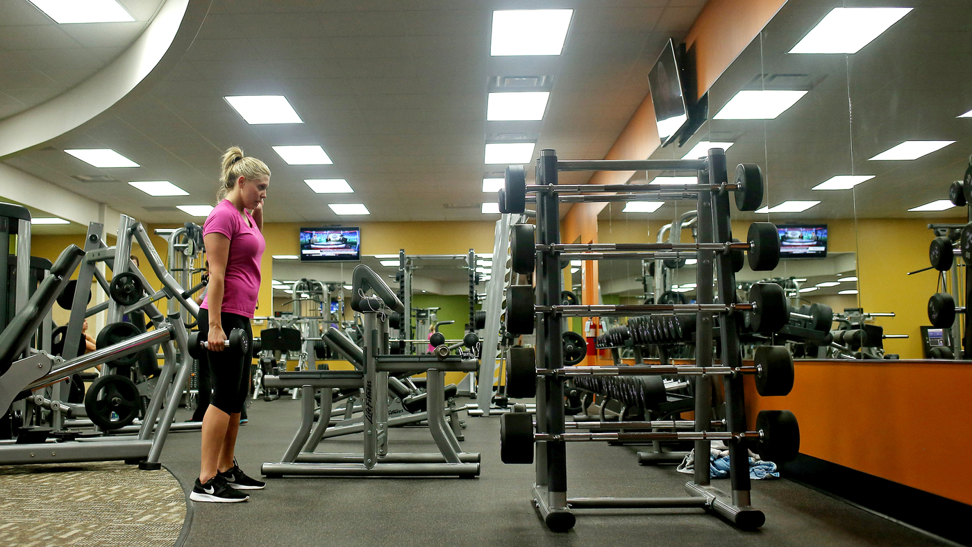 smell something different at the gym it might not be what