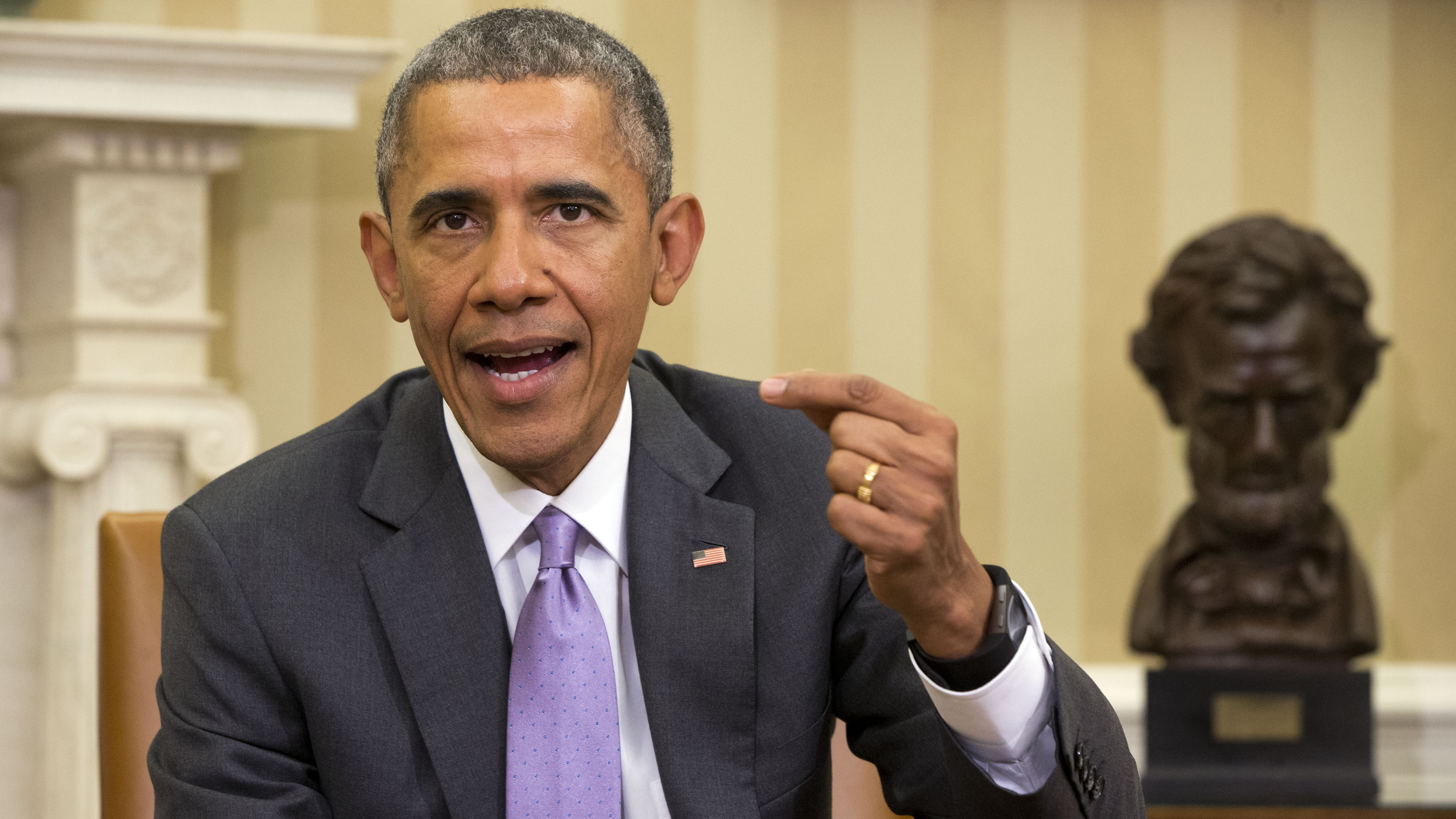 Obama 'Embarrassed' For Republicans Who Wrote Iran Letter